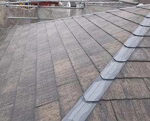 屋根塗装工事01